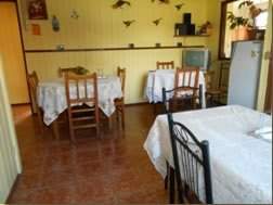 Spanisch course + accommodation in hostel dining room 2