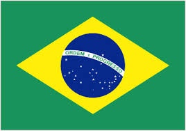 brazilian flag, link to portugues version of study spanish in chile